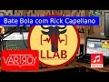 Bate bola com Rick Capellano (produção musical no Linux) - pt02