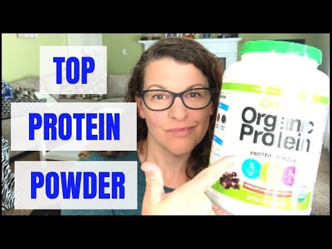 The Best Protein Powder for Women | Orgain Organic Protein Powder