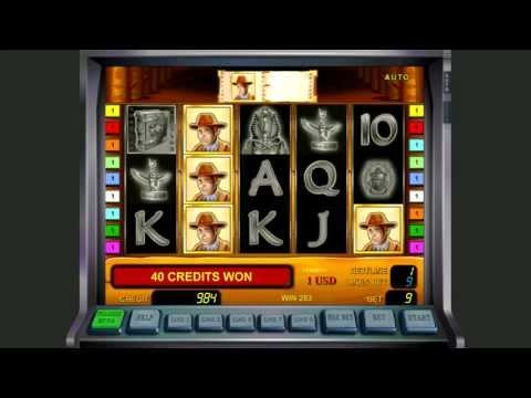 Игровой бесплатный автомат книжки