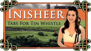 INISHEER - Tin Whistle Play Along Tabs and Notes