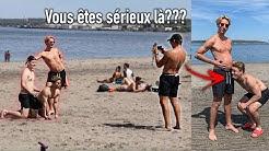 On Prend des PHOTOS MALAISANTES devant des INCONNUS!!!