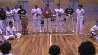 Capoeira Corrente Negra Mestre Saci e em Memoria Daniel dedicação de 11/04/2010 por Leão