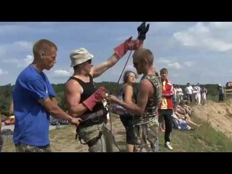 Фестиваль каскадеров в \