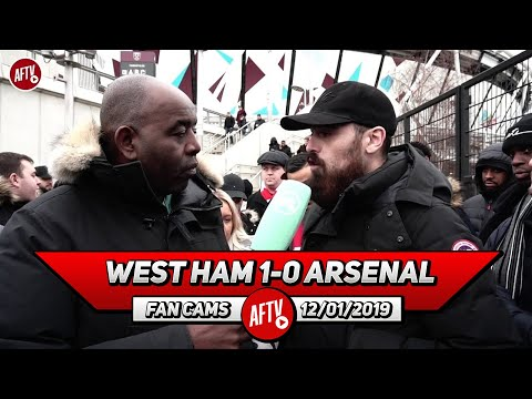 West Ham 1-0 Arsenal | We'd Be An Embarrassment To England In The Champions League! (Turkish) Mp3