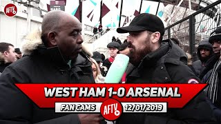 West Ham 1-0 Arsenal | We'd Be An Embarrassment To England In The Champions League! (Turkish)