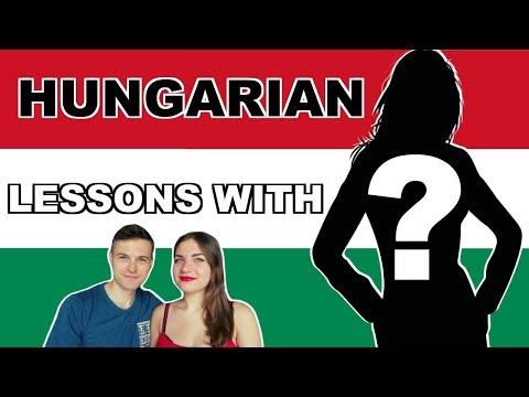 ISMERD MEG AZ ÚJ MAGYAR NYELVTANÁRUNKAT! MEET OUR NEW HUNGARIAN LANGUAGE TEACHER!