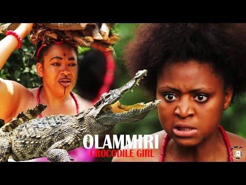 Olammiri The Crocodile Girl Season 1 - Rigena Daniels 2017 Latest Nigerian Movie
