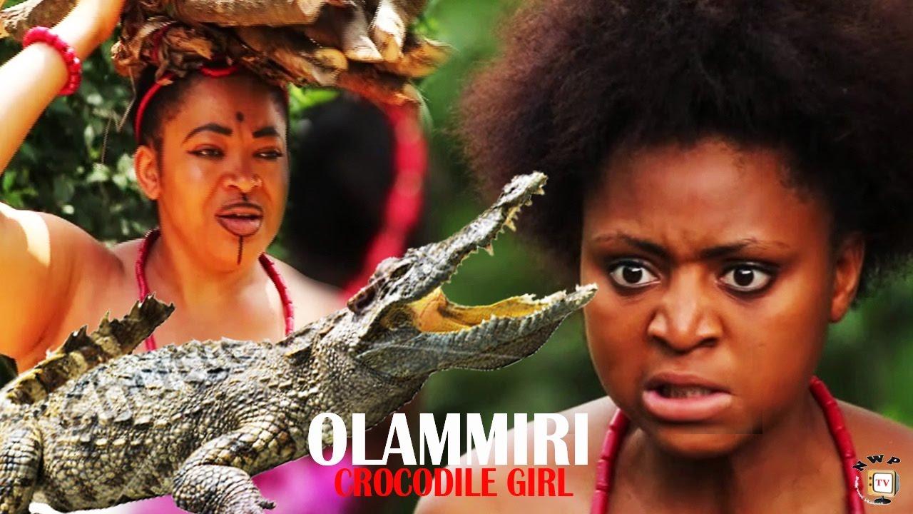 Download Olammiri The Crocodile Girl Season 1 - Rigena Daniels 2017 Latest Nigerian Movie