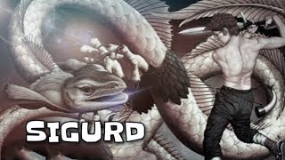 SIGURD , Sang Penakluk Naga ( Mitologi Nordik )