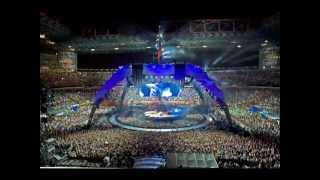 U2 360 Intro Space Oddity Soon BREATHE Pro Mix 2012 Audio Only Rose Bowl London