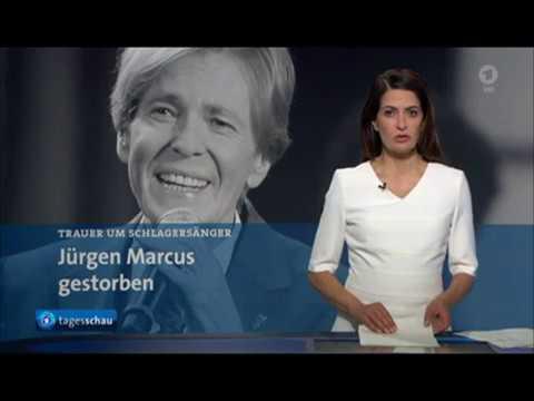 Jürgen Marcus verstorben - Karriere im Telegrammstil
