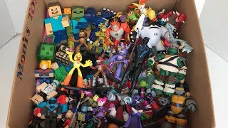 Toys | Five Nights at Freddy's | Roblox | Minecraft | Teen Titans GO! | Black Panther | Pokémon