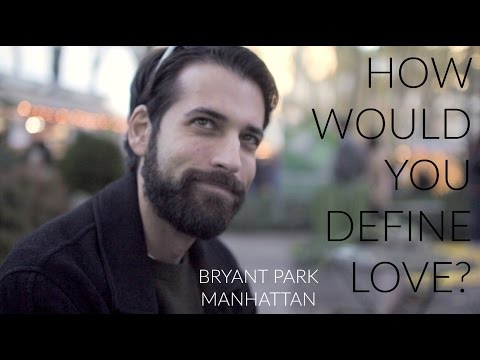Ordinary People Interviews: Define Love
