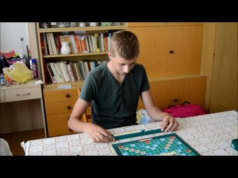 Scrabble - Vine ||Roman