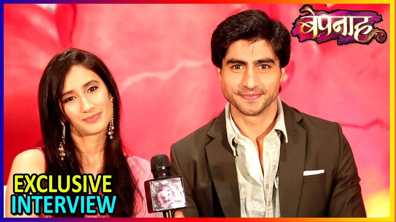 Bepanah: Namita Dubey & Harshad Chopra Fun Chat On Characters, Plot &  Bonding | Exclusive Interview by Telly Reporter