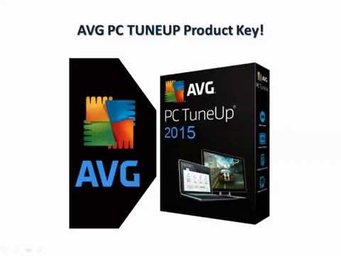 AVG PC TuneUP 2015 Product Key Full Download!