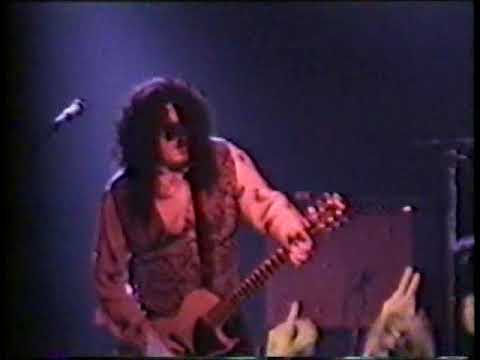 Izzy Stradlin And The Ju Ju Hounds – Melkweg, Amsterdam, Holland – 10.07.1992