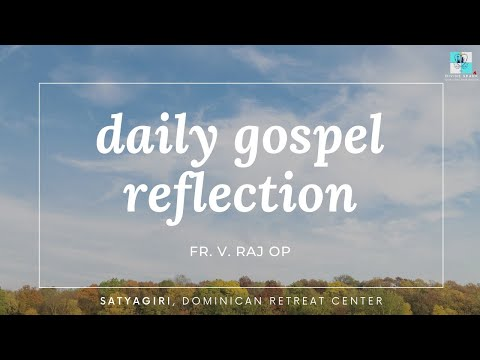 Daily LIVE Holy Mass  |  May 1 | 07 am | Fr. V. Raj  OP | Dominican Retreat Center I