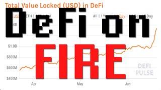 DeFi on FIRE