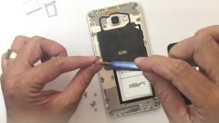 Sửa Samsung A9 Pro A910S, Hướng Dẫn Lắp Điện thoại Samsung A910 A9 Pro Liên Hệ 02466750999