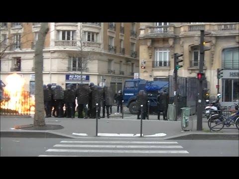 PARIS: MARCHE POUR LA JUSTICE ET LA DIGNITÉ 19 Mars 2017