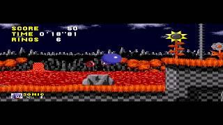 An Ordinary Sonic ROM Hack - An Ordinary Sonic ROM Hack (beta) (GEN) - Vizzed.com GamePlay (rom hack) - User video