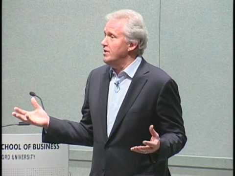 Jeff Immelt Of Ge Leaders Must Drive Change