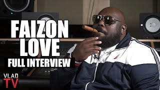 Faizon Love on Chris Tucker, Ice Cube, 2Pac, Katt Williams, Bernie Mac, Friday (Full Interview)