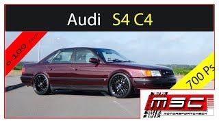 Audi 100 S4 C4 5 Zylinder TTE600+ 100-200 700Ps | Motorsportcheck.de