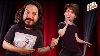 Thinking about doing Standup for the First Time w/ Clayton James (Cib)
