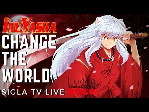 inuyasha-|-change-the-world---live-con-erikottero-|-lucca-comics-&-games
