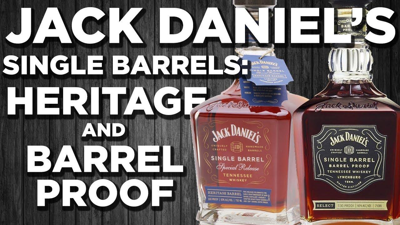 Jack Daniels Advent Calendar.Jack Daniel S Heritage And Barrel Proof Review