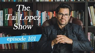 The Tai Lopez LIVE Podcast: Episode 101 (How To Pitch to Investors & Paying Taxes) thumbnail