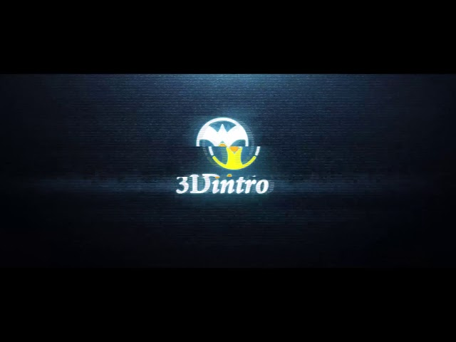 3Dintro.net 139 tv distortion logo - 3Dintro.net - Intro Video