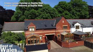 Stylish Cardiff Holiday Accommodation - Sophia Walk