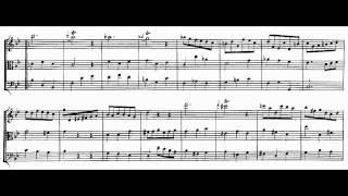 III.Handel Organ Concerto Op.7 N.5 HWV 310 - III.Menuet, IV.Gavotte