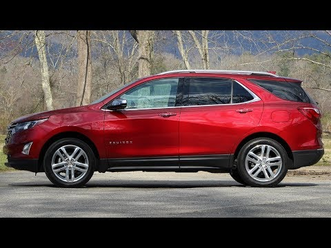 2018 Chevrolet Equinox Spirit Hybrid Cars