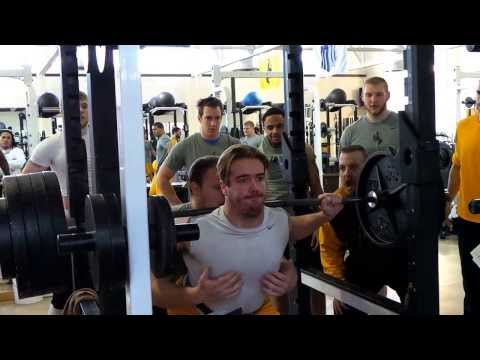 Wyoming strength and conditioning