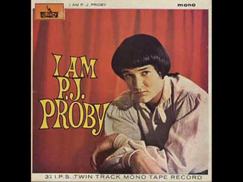 P.J.Proby - Reach Out I`ll Be There /  The Four Tops