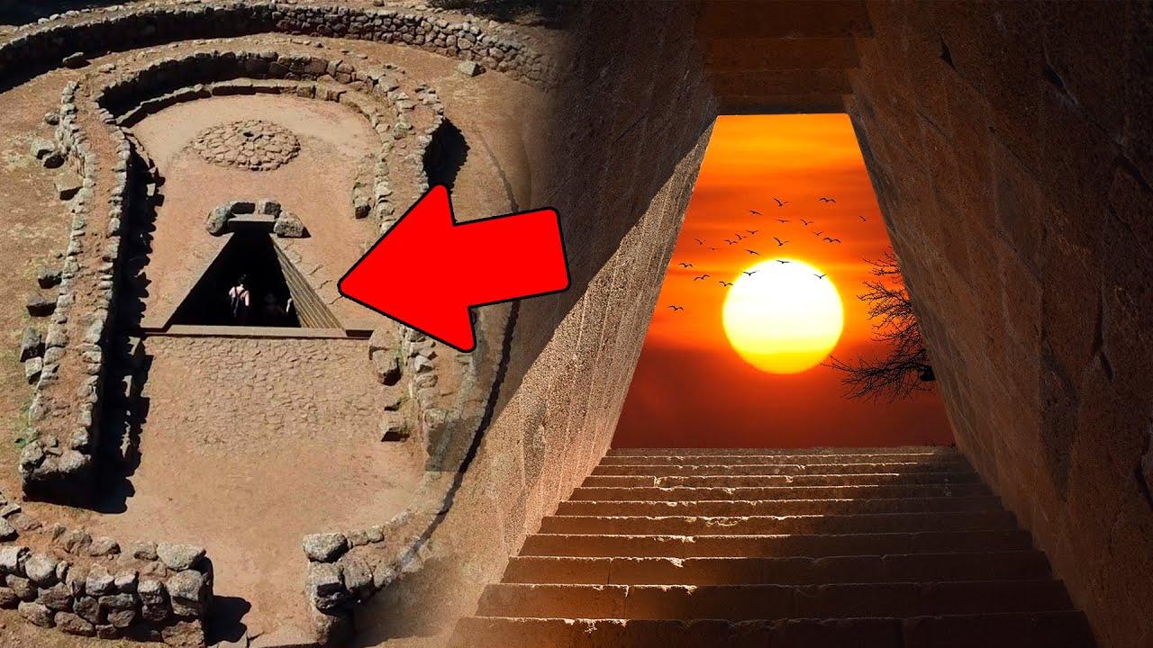 ¡Hochtechnologie In Antiken Ruinen Einer Mittelmeerinsel Entdeckt!