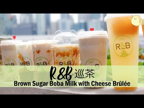 20 Brown Sugar Milk Drinks In Singapore – From Tiger Sugar