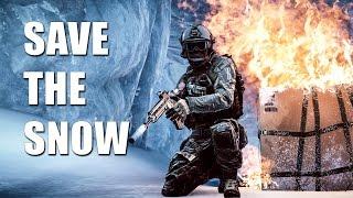 Save the Snow! - Battlefield 4