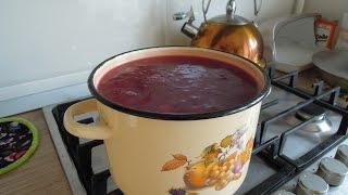 Как сварить кисель из ягод или фруктов за 100 секунд
