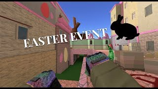 Counter Blox- Easter Update + Roblox Egg area!