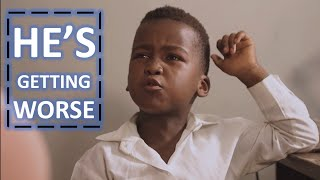 Luh & Uncle S2 Ep 4 - Luh Has School Problems