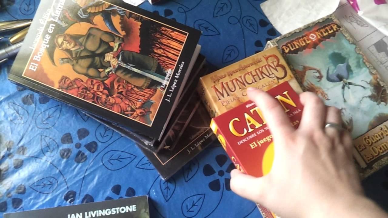 Juegos de rol de mesa y cartas youtube - Juego de rol de mesa ...