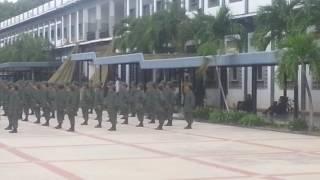 acto de cadetes que aprobo el prepedeutico 2016nucleos comunicacion y electronica salud