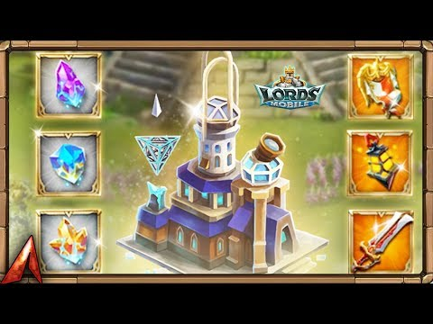 Update Overview And Guild Fest Tier 27 Finished! Lords Mobile