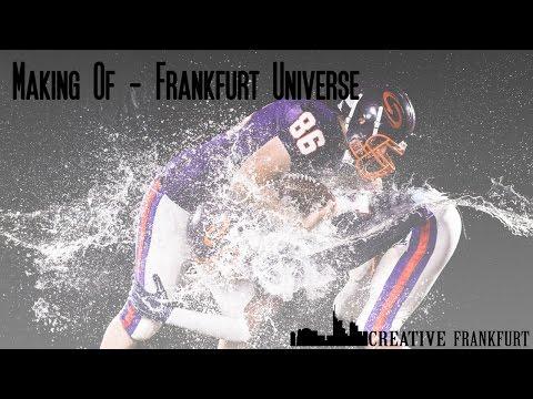 MAKING OF - Frankfurt Universe Fotoshooting