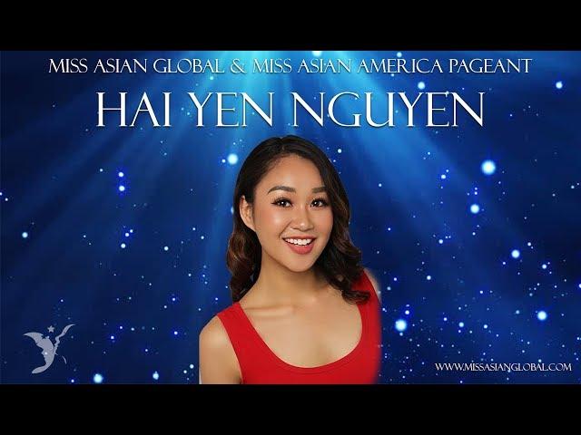 Hai Yen Nguyen - 2019 Minute Me
